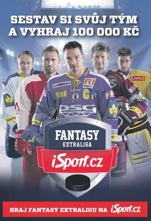 Zapojte se i vy do iSport Fantasy extraligy!
