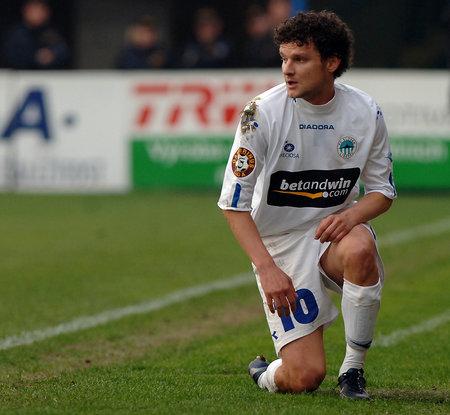 Fotbalista Ivan Hodúr byl zapleten v nelegálních sázkách