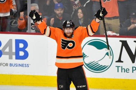 Jakub Voráček (Philadelphia Flyers)