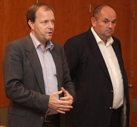 Marcel Chládek pracuje pro šéfa fotbalové asociace Miroslava Pelty.