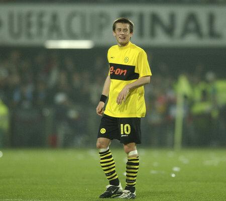 Tomáš Rosický začínal se zahraniční kariérou v Dortmundu
