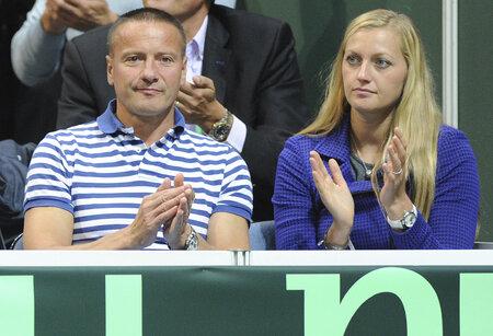 Petře Kvitové pomohl Marek Všetíček ke grandslamovému titulu