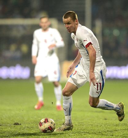 Adam Hloušek přestoupil do Legie Varšava