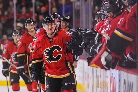 Jiří Hudler by se mohl brzy stěhovat z Calgary do jiného klubu