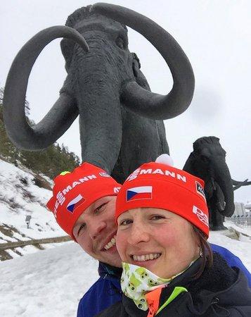 Veronika Vítková a Marek Lejsek tvoří nejen nedílnou součást české reprezentace, ale také pár v osobním životě.