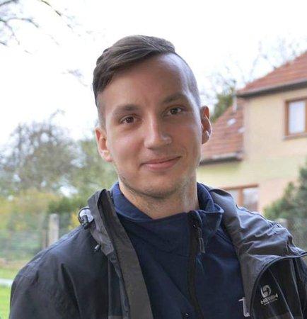 Filip Nováček (25), manažer prodeje, Znojmo