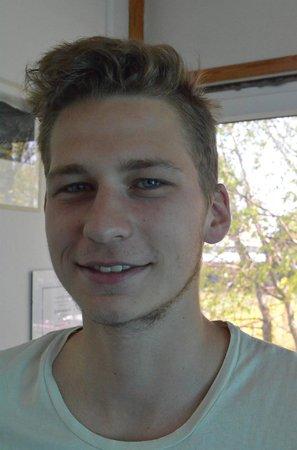 Jakub Pěnkava (18), útočník FC Vysočina Jihlava, Praha