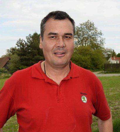 Michal Šimána (47), řidič, Plzeň