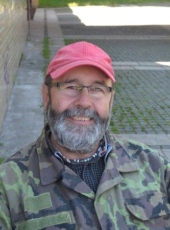 Milan Hudek (61), důchodce, Hradec Králové