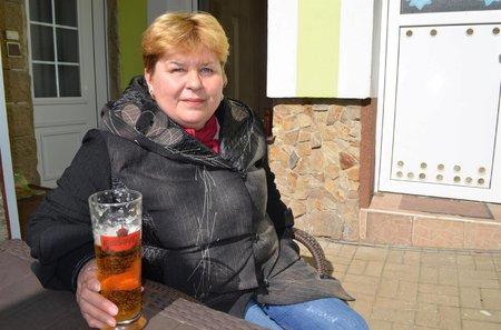 Jaroslava Janáková (63), důchodkyně, Chomutov