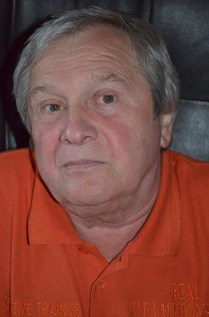 Zdeněk Jež (68), důchodce, Frýdek-Místek