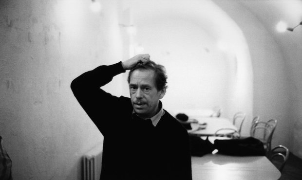 Václav Havel psal divadelní hry