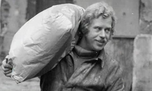 Václav Havel v trutnovském pivovaře