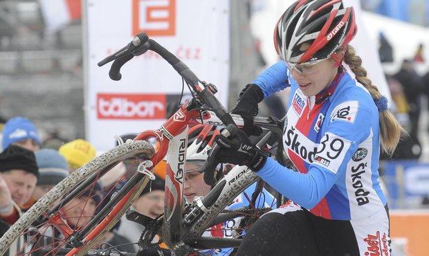 Mikulášková se postarala o dosud nejlepší český výsledek v ročníku. (archivní foto)