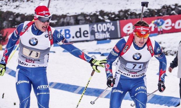 ONLINE: Biatlonová štafeta mužů bojuje o úspěch v Anterselvě