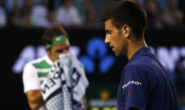 Jaký je vztah mezi Novakem Djokovičem a Rogerem Federerem?