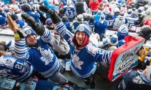 Nejdražší lístky na NHL? V Torontu jsou za 2,5 tisíce korun