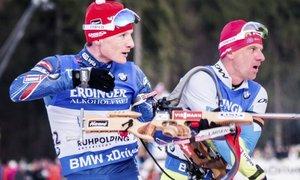 Biatlonová štafeta mužů zopakovala šesté místo, vyhrálo Norsko