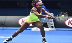 Williamsová v Austrálii postupuje, dál jdou i Cibulková a Wawrinka