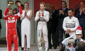 Výraz Lewise Hamiltona mluví za vše.