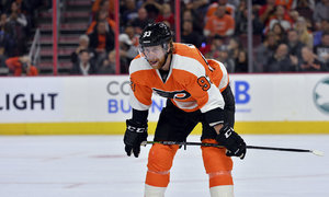 Šest a dost! Voráčkova bodová série skončila, Flyers padli s Capitals