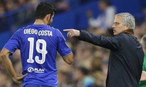Hádka Mourinha a Costy! Drsné, ale pak jsme si dali pusu, řekl kouč