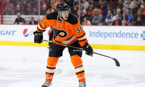 Philadelphii roste střelec. Straka je v gólech druhý v celé AHL