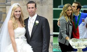 Bývalí manželé, tenisté Radek Štěpánek a Nicole Vaidišová, jsou opět pár!
