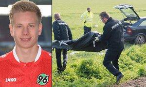 Nadějný fotbalista Niklas Feierabend zemřel při nehodě se dvěma kamarády. Řidič auta měl v krvi 1,8 promile.