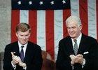 Jeden z Havlových nejslavnějších projevů v americkém kongresu