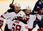 O nejlepších hráčích klubů NHL mohli během srpna hlasovat příznivci prostřednictvím účtů televizního kanálu NBC Sports na sociálních sítích Twitter, Facebook a Instagram