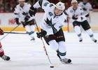Start do své druhé sezony v NHL má zatím Hertl pomalejší.