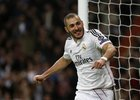 Karim Benzema vstřelil do sítě San Sebastianu dvě branky a Ral Madrid vyhrál i bez Ronalda ligový zápas 4:1 (ilustrační foto)