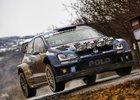 Ogier nezaváhal a vyhrál Rallye Monte Carlo