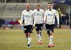 Fotbalisté Plzně byli po divoké výhře na Dukle spokojení