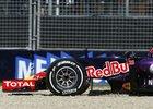 Ostrá slova zazněla ze stáje Red Bull hned po prvním závodě sezony.