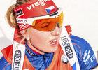Lucie Charvátová byla ze sprintu diskvalifikována (archivní foto)