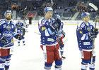 Zklamání hokejistů Komety je pochopitelné, poslední zápasy se opravdu nevydařily