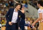 Čeští volejbalisté mají nového trenéra, povede je Španěl Falasca
