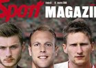 Páteční Sport Magazín přináší velkého průvodce jarní částí fotbalové ligy