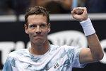 Berdycha čeká Nadal, kterého neporazil už více než osm let.