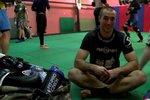 Cesta k zápasu MMA 5: Bolest bez kyslíku. Redaktor Sportu zažil sparing