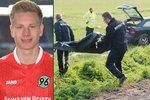 Nehoda fotbalisty (†19): Řidič (21) měl 1,8 promile, zabil i dva kamarády (†18)