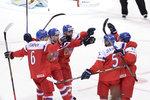Česko - Švédsko 4:2. Skvělý obrat řídil Birner, národní tým vede skupinu