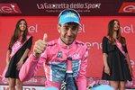 Italský cyklista Vincenzo Nibali