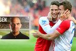 RENTGEN: Proč Slavia ovládla derby? Hrála nejrychlejší fotbal v sezoně