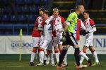 CELÝ SESTŘIH: Zlín - Slavia 0:4. Hosté přezimují na druhém místě