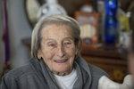 Dana Zátopková (94) překonala zlomeninu krčku: Ještě chci pár dní v klidu žít...