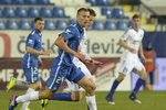 Souček po debutu za Liberec: Mohl jsem zůstat ve Slavii, ale chci hrát