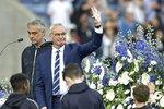 Ranieri: Můj sen v Leicesteru zemřel. Má, co si zasloužil, šokuje brankář